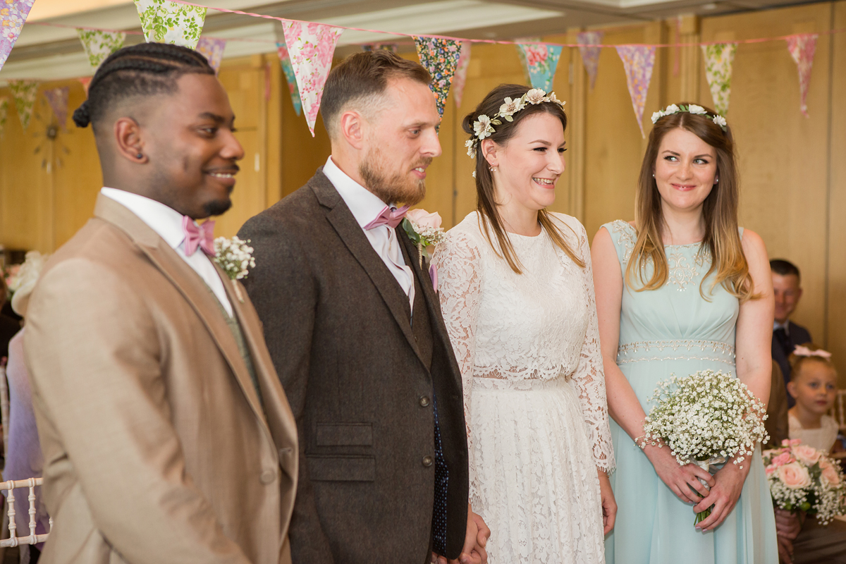 ana gely wedding photography photographer london runnymede on thames ceremony