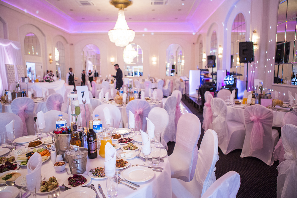 ana gely turkish engagement photography london grand palace banqueting suite venue decor