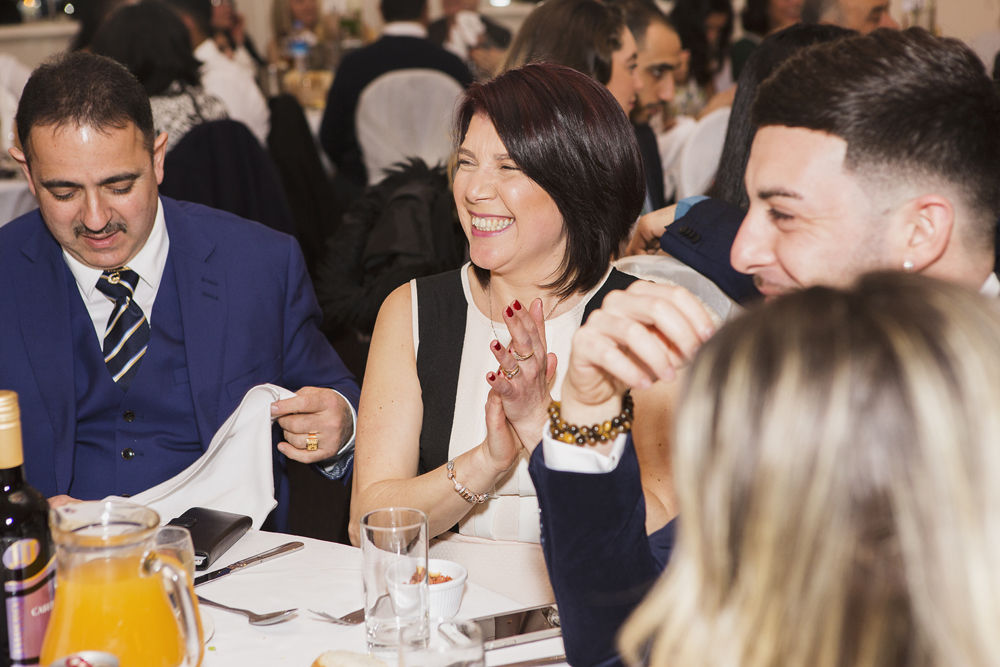 ana gely turkish engagement photography london grand palace banqueting suite guests