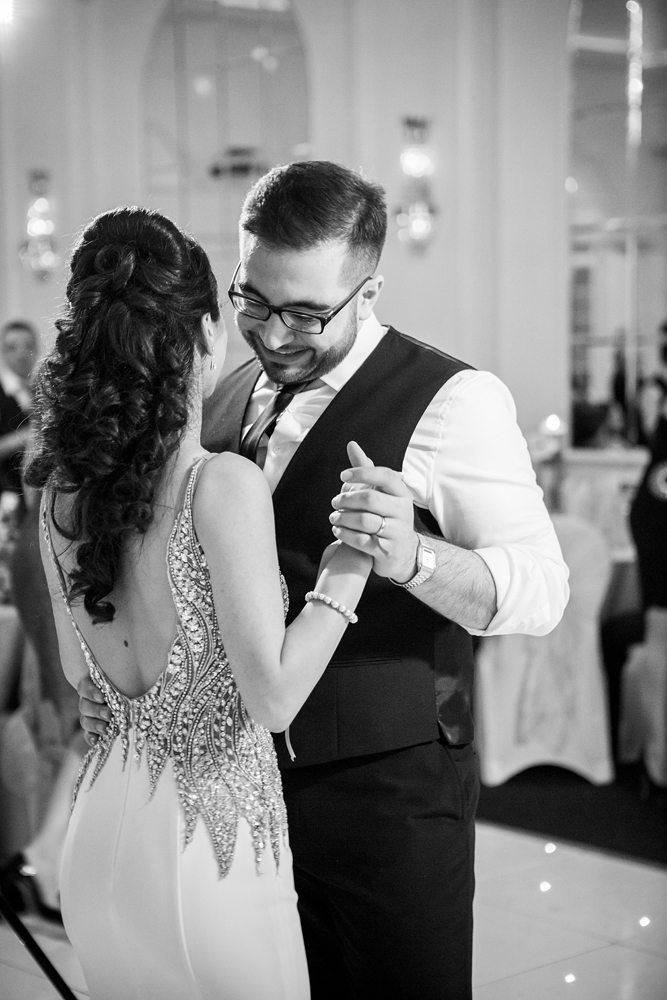 ana gely turkish engagement photography london grand palace banqueting suite first dance