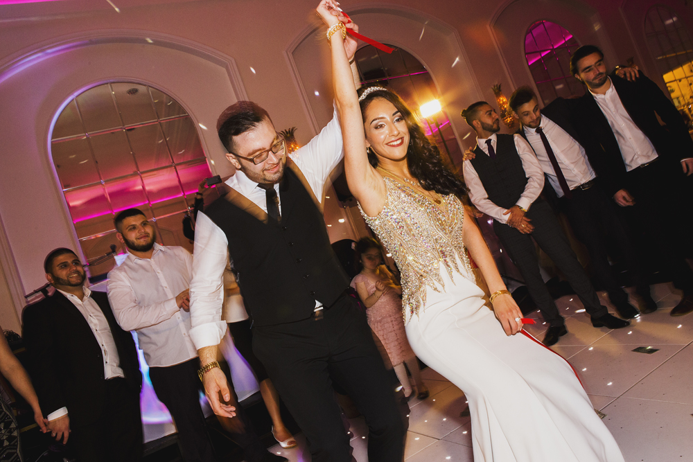 ana gely turkish engagement photography london grand palace banqueting suite dancing party
