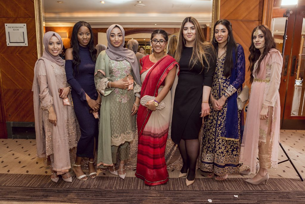 Ana Gely A photography London female asian wedding photographer Jumeirah Carlton guests